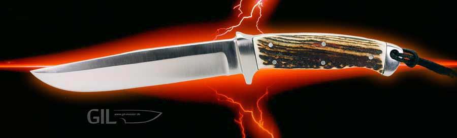 Handgemachte Messer