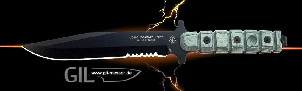 Banner Tops Knives