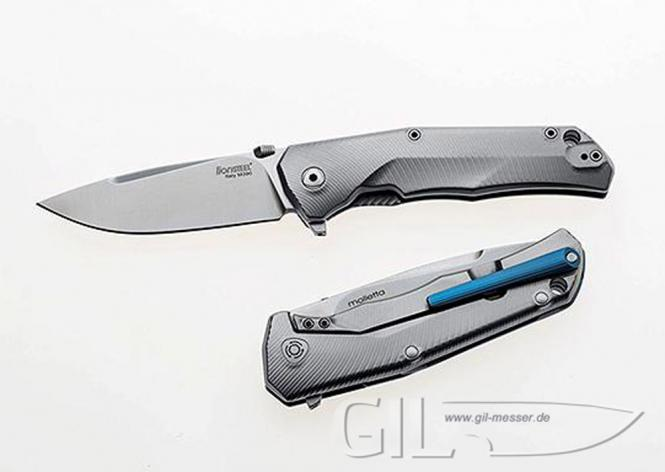 LionSteel T.R.E Titanium Blue