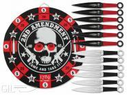 United Cutlery Second Amendment Throwing